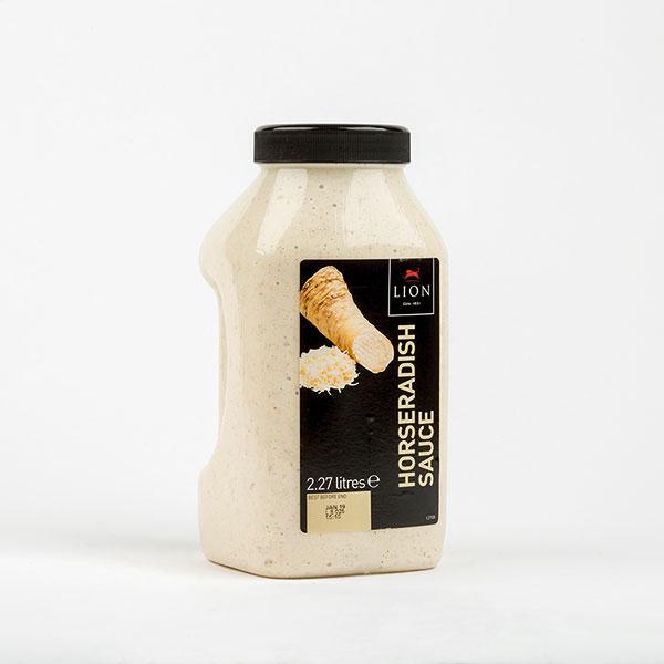 Image of Lion Horseradish Sauce 2.27 ltr