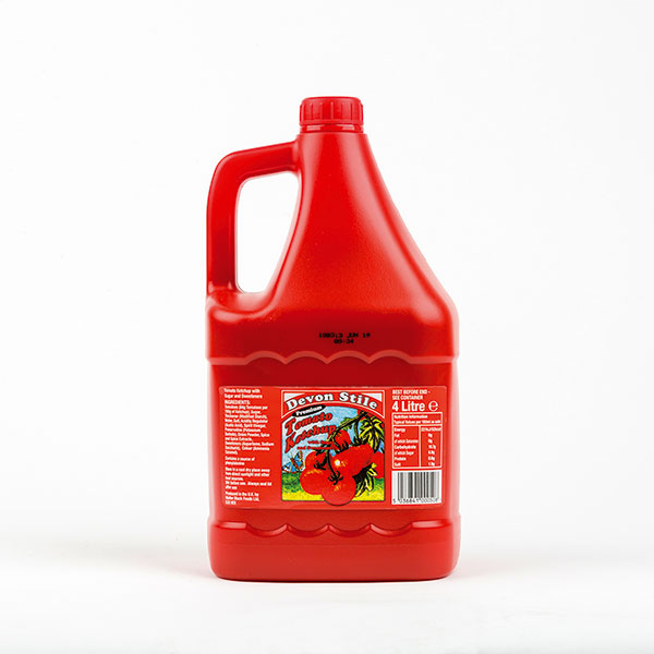 Tomato Sauce 4 ltr (Devon Stile)