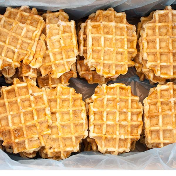 Sweet Waffle 32 x 90g
