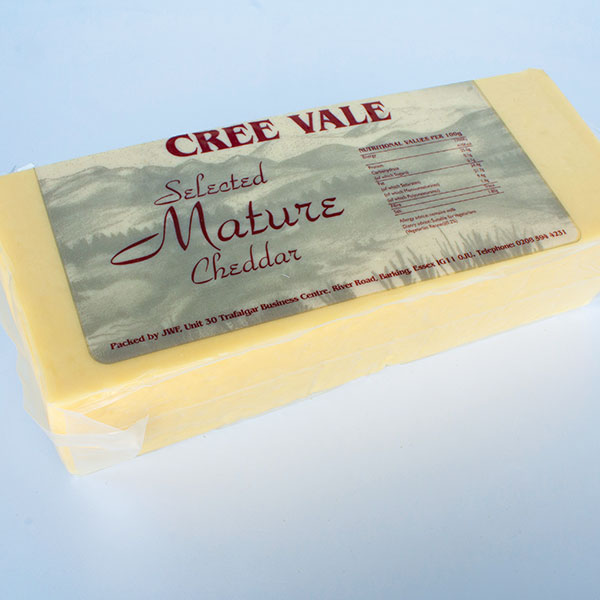 Image of Block Mature 5kg CREE VALE