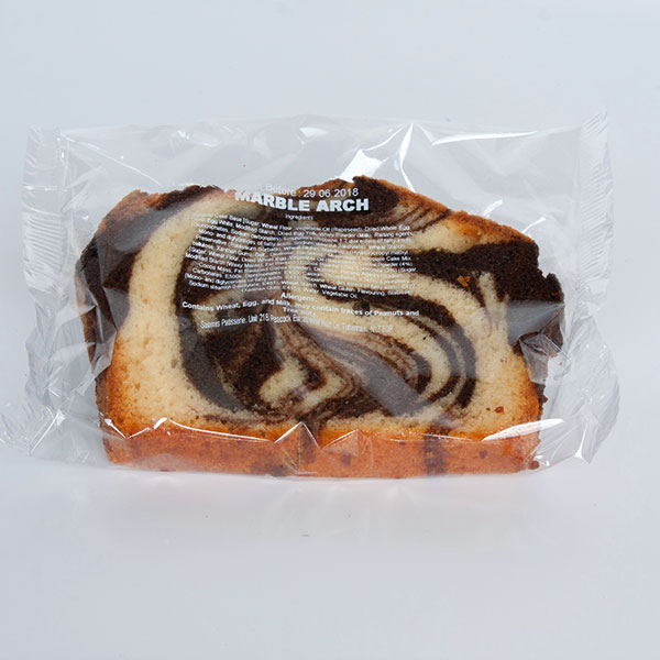 Image of Box of Marble Cake Slices 18