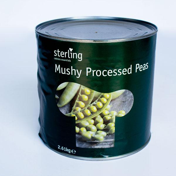 Image of Mushy Peas Tinned - 2.65kg x 6