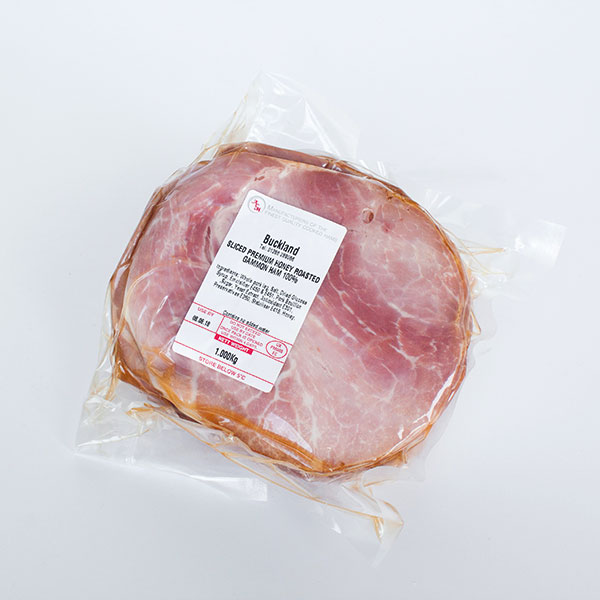 Image of Sliced Honey Roast Ham - 1kg