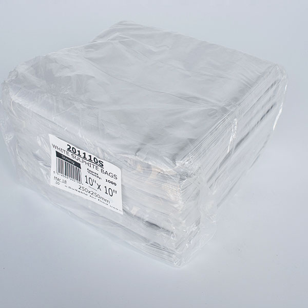 Image of Takeaway Bags 10 x 10 (1000)