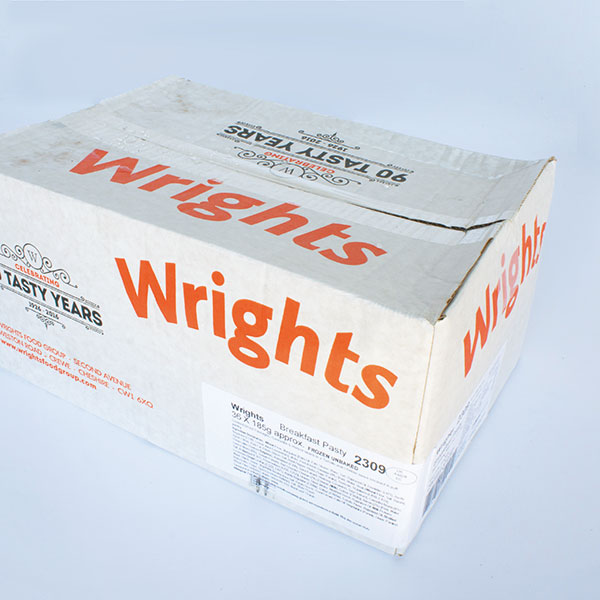 Image of Wrights Sausage Beans and Cheese Slice 36 x 185g