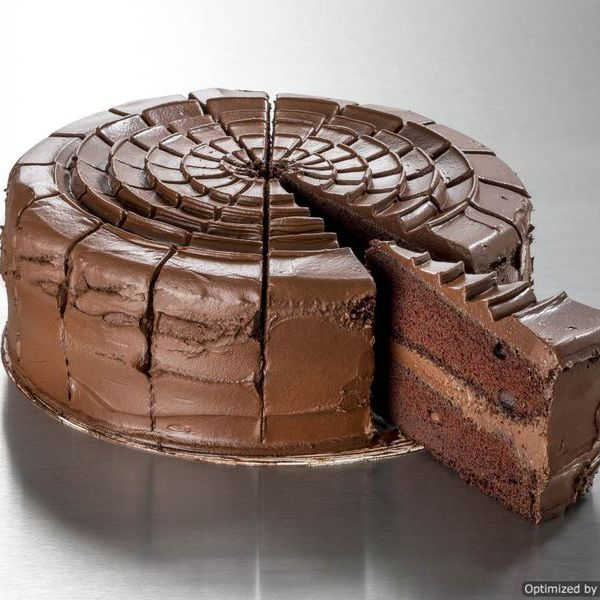 Image of Chocolate Fudge Cake