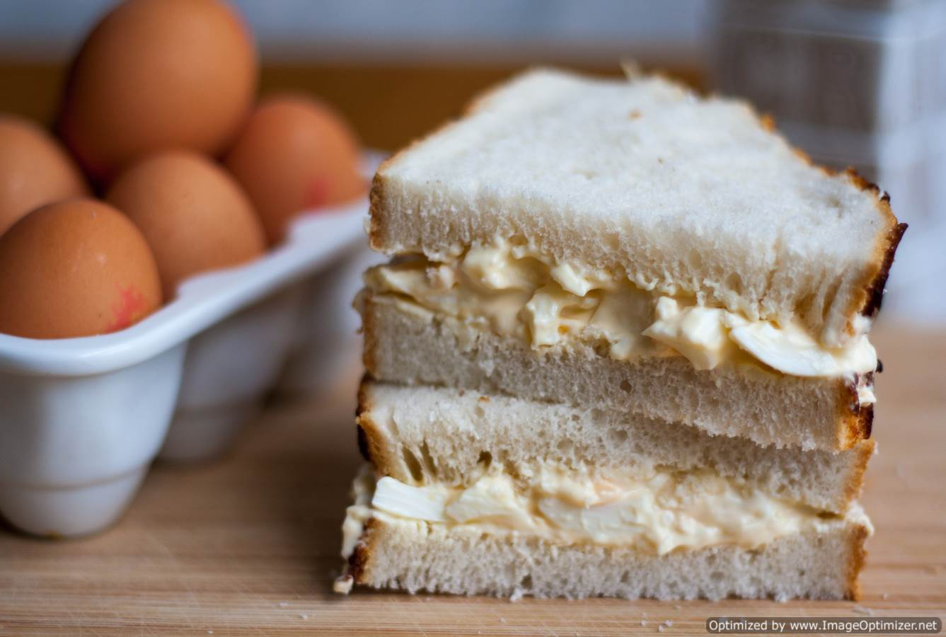 Egg Mayonnaise Sandwich Filling