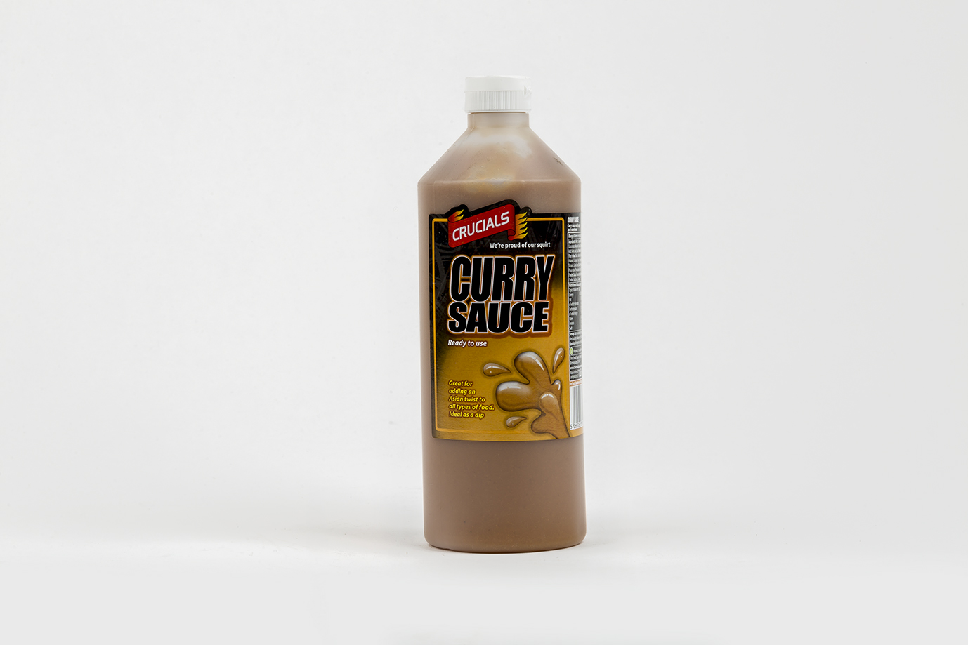 Image of Curry Sauce 1 ltr (Crucial)