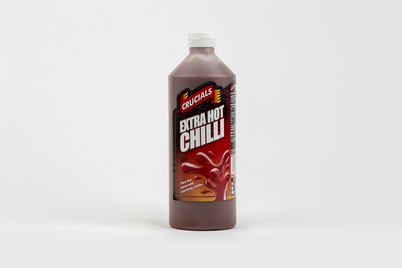 Image of Extra HOT Chilli Sauce 1 Ltr