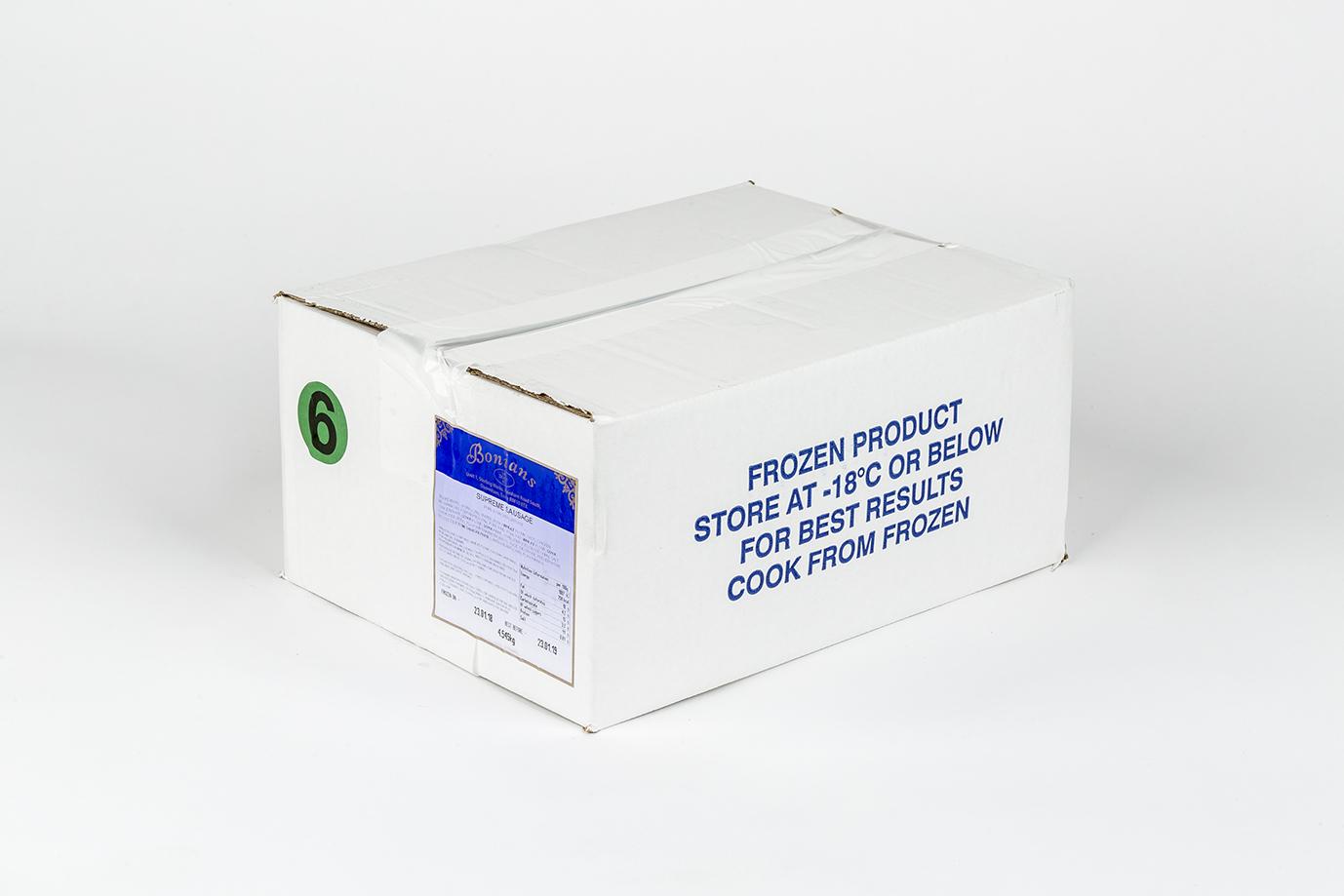 Image of IQF Supreme Sausage size 6