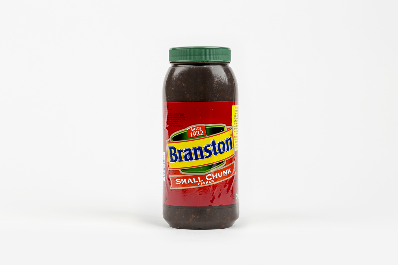 Branston Pickle Small Chunks 2.5kg