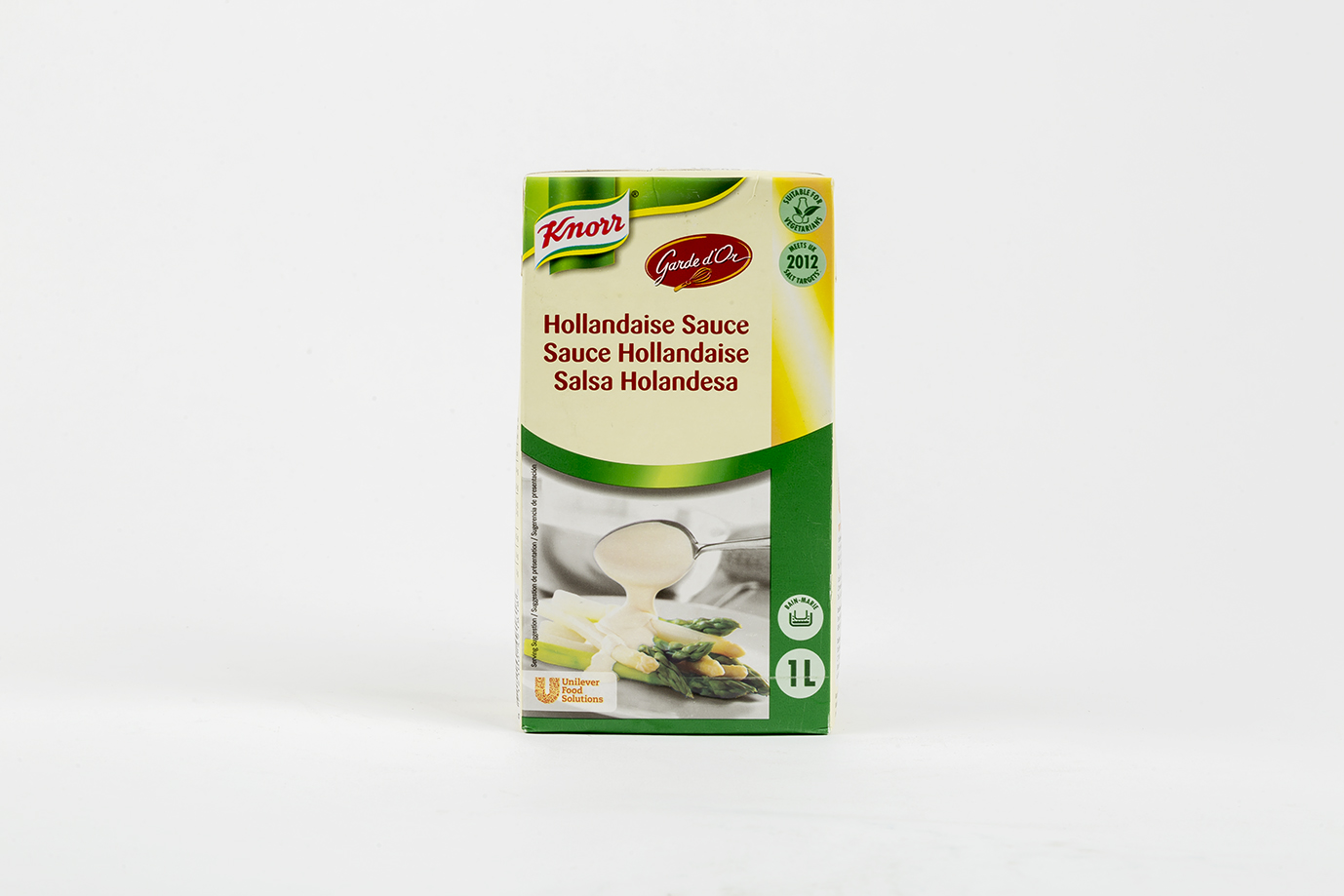 Image of Hollandaise Sauce 1 ltr