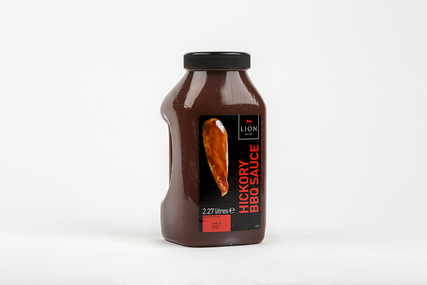 Image of Lions BBQ Sauce 2 x 2.27 ltr