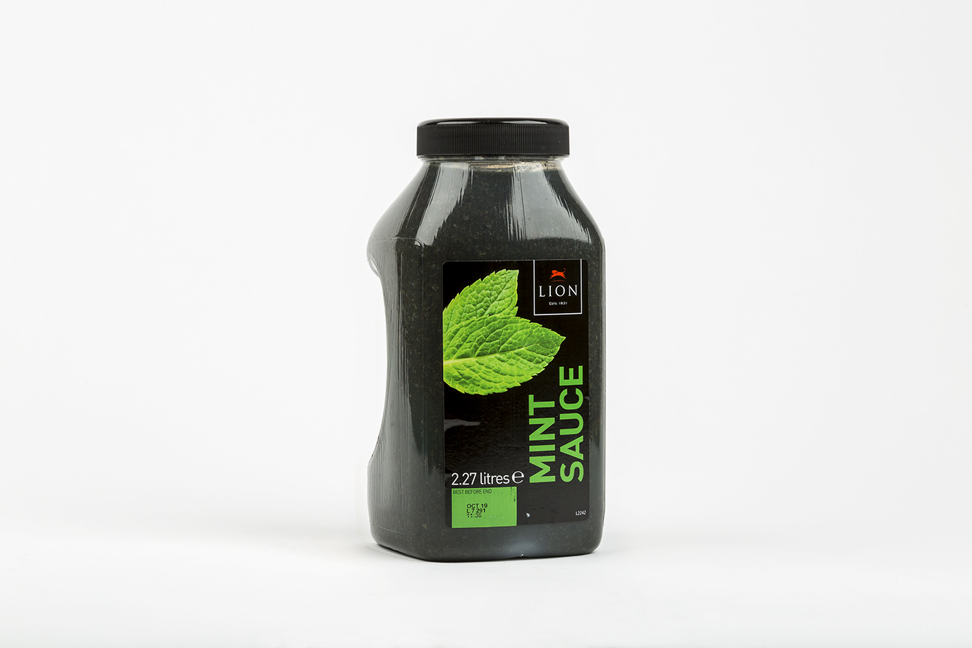 Image of Lion Mint Sauce 2.27 ltr x 2