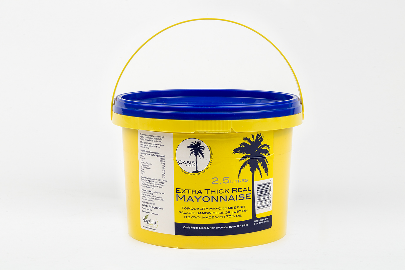 Image of Mayonnaise Extra Thick 2.5 ltr