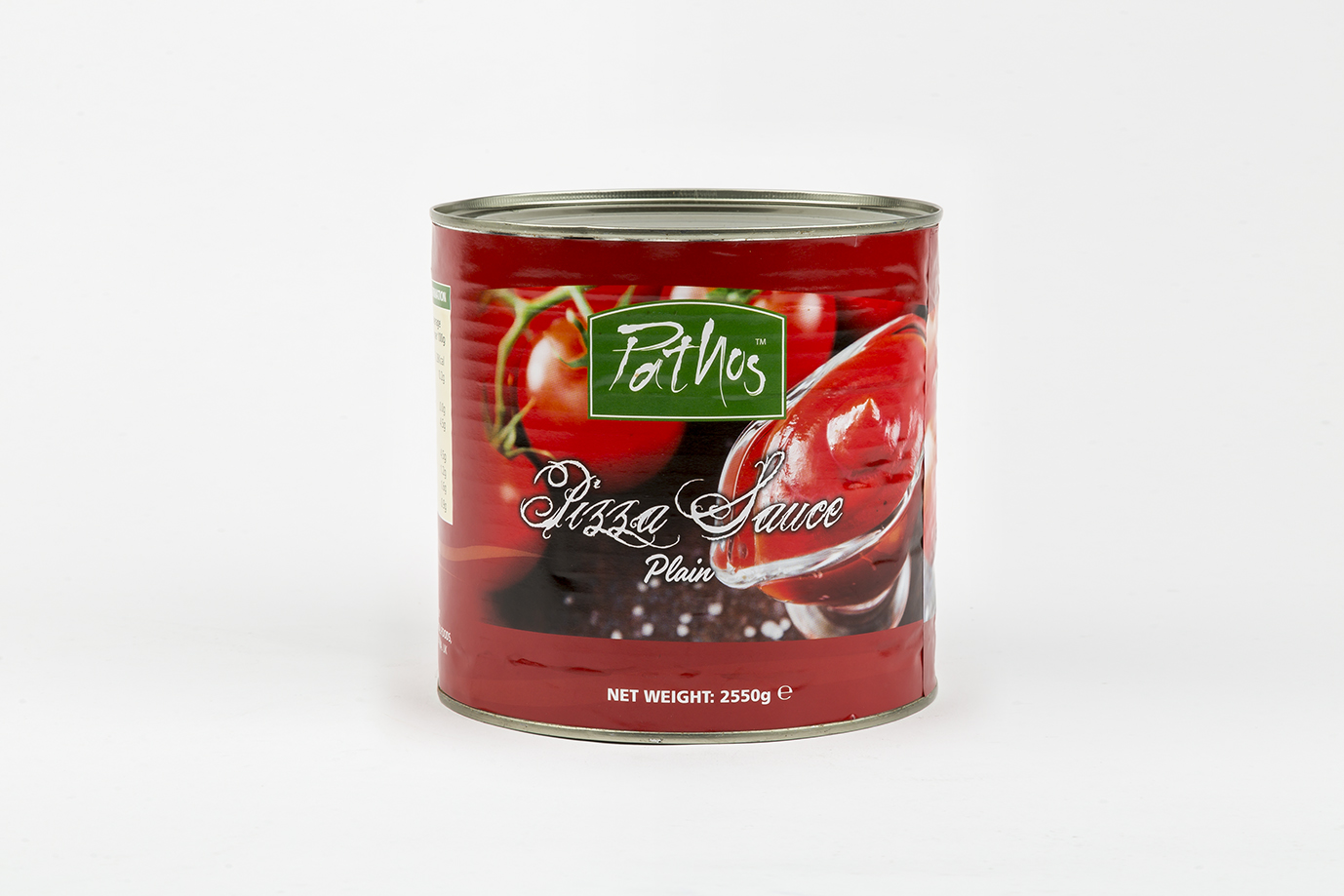 Image of Pizza Topping Plain 2.5kg Tin