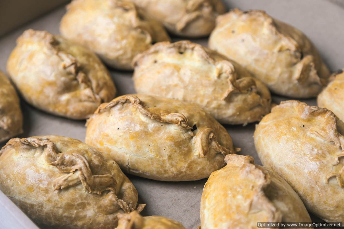 Cornish Pasty x 6 - wrapped