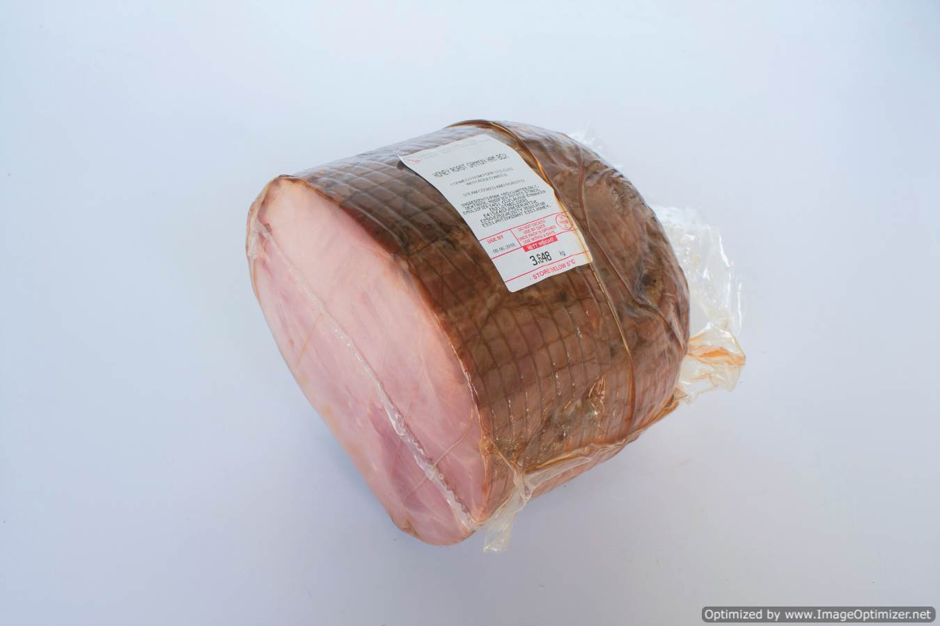 Image of Honey Roast Ham 80% (Ambassador)