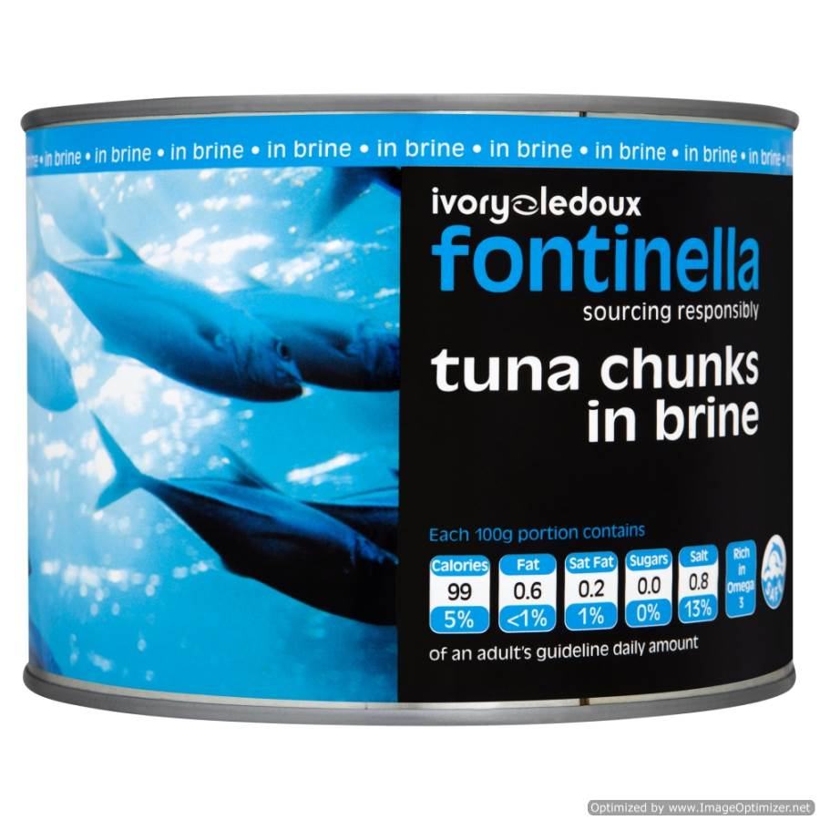Image of Tinned Tuna 800g (TIN)