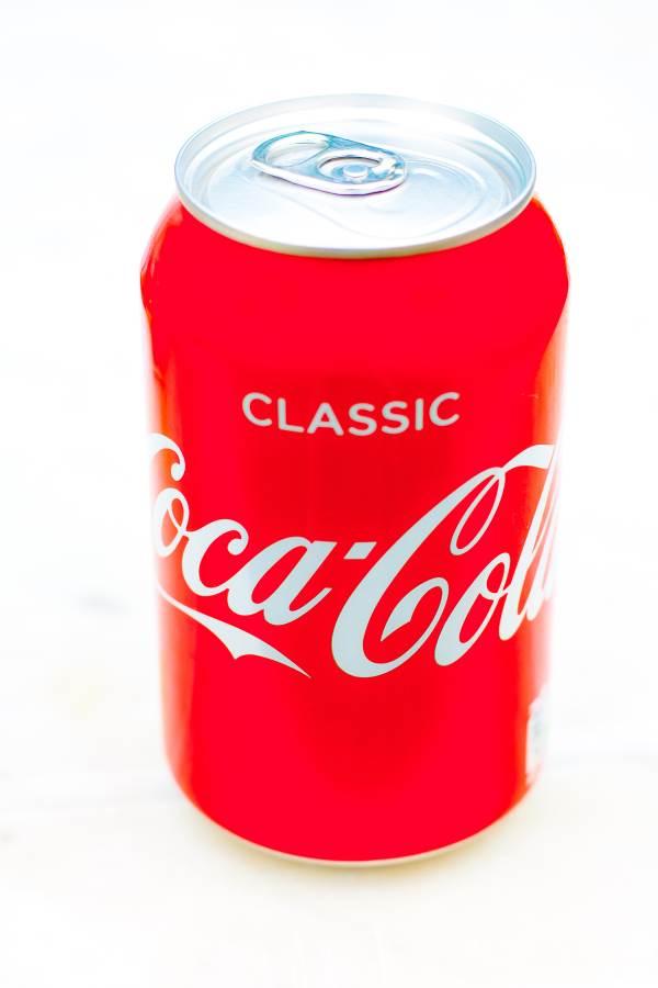 Coke Cans