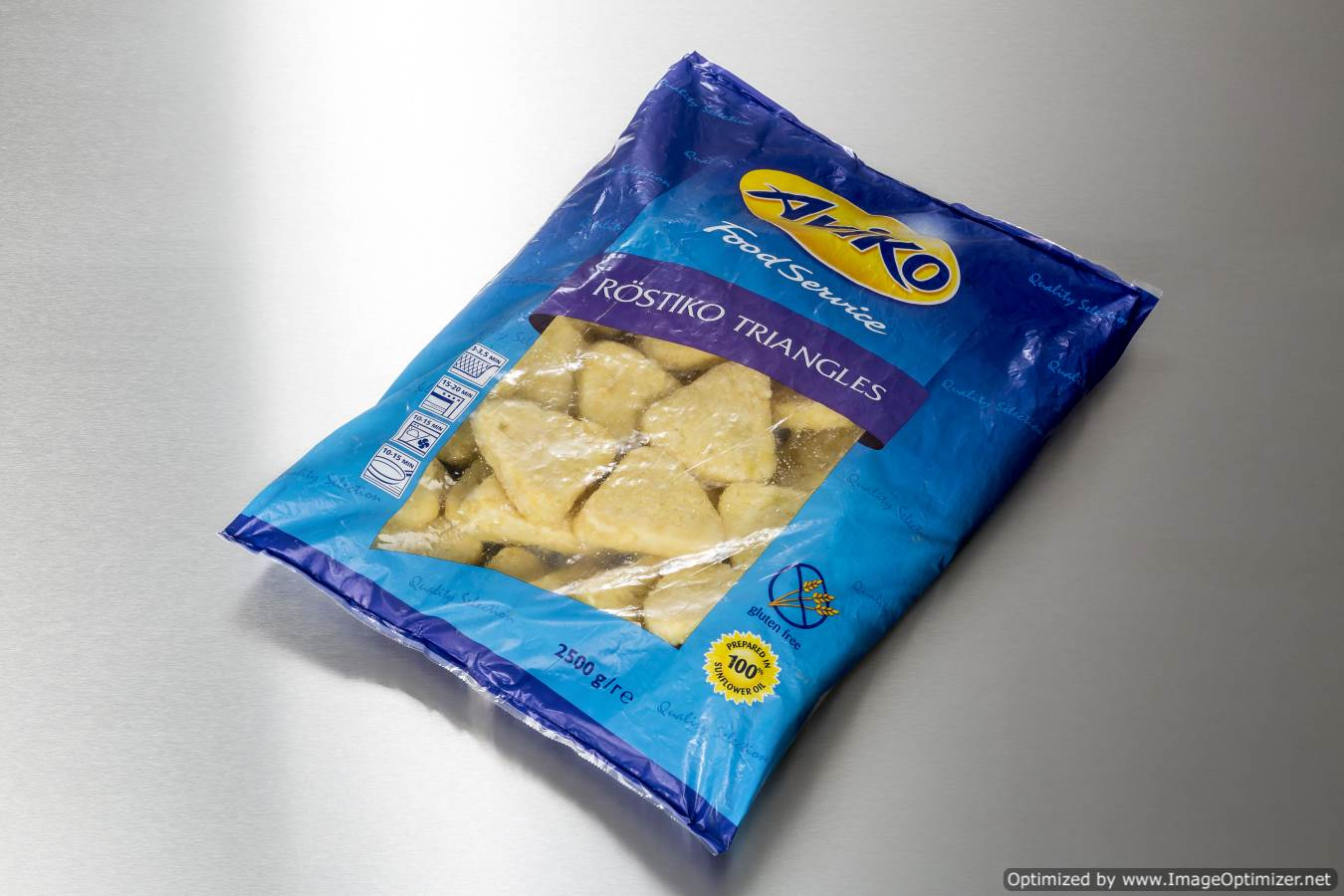 Image of Hash Brown (Large) Aviko 2.5kg