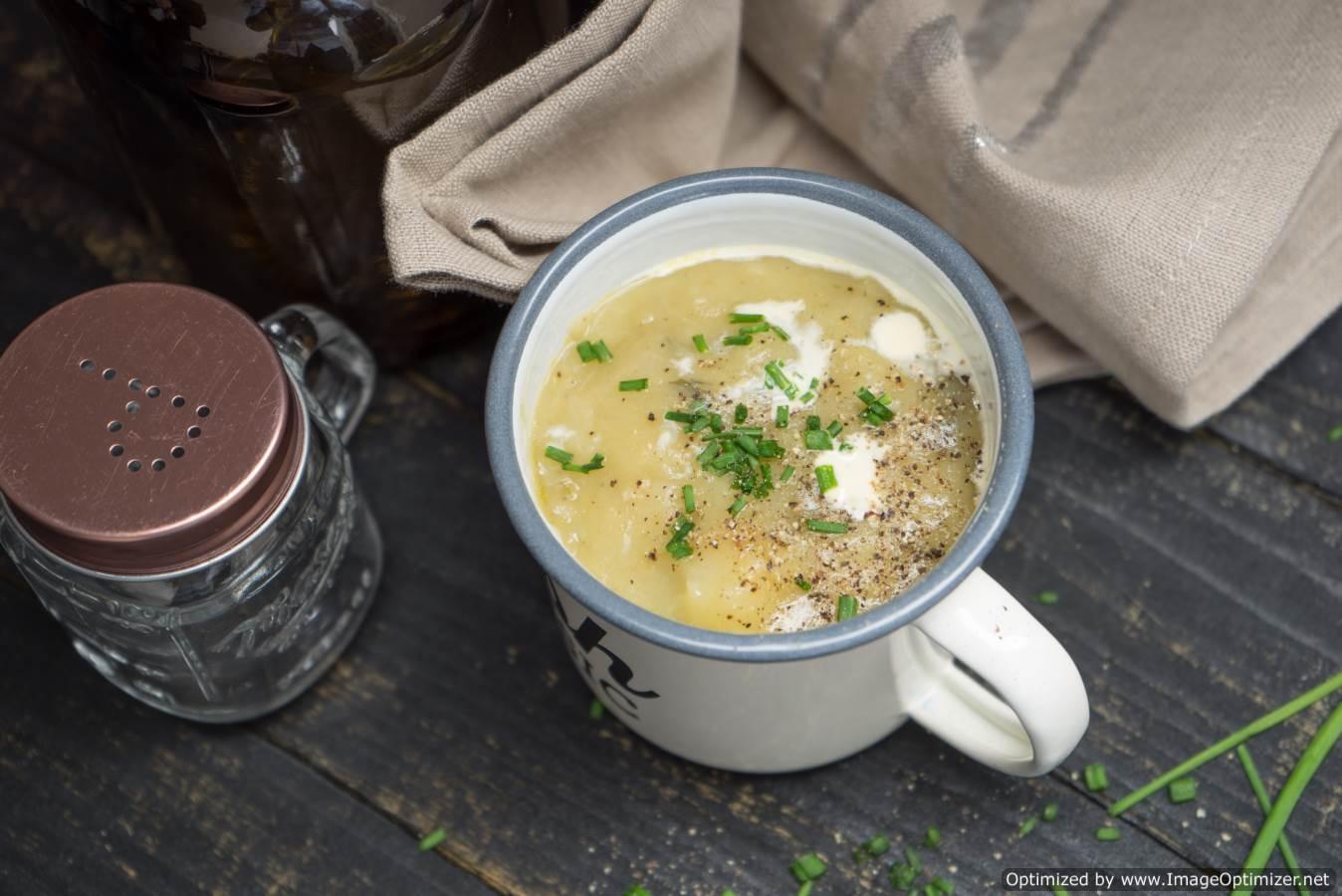 Leek and Potato Soup 4kg