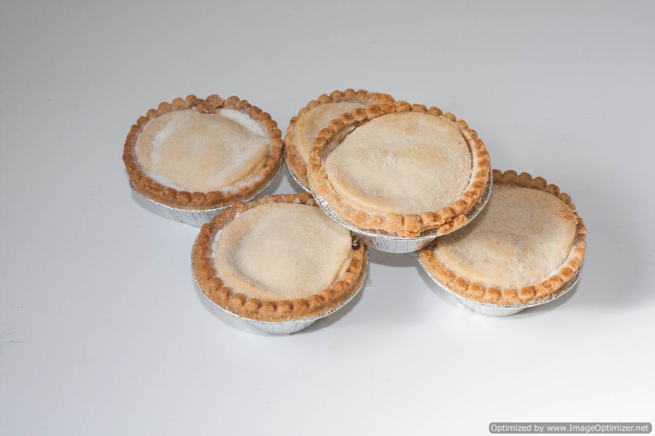 Image of Mince Pies with alcohol 10s