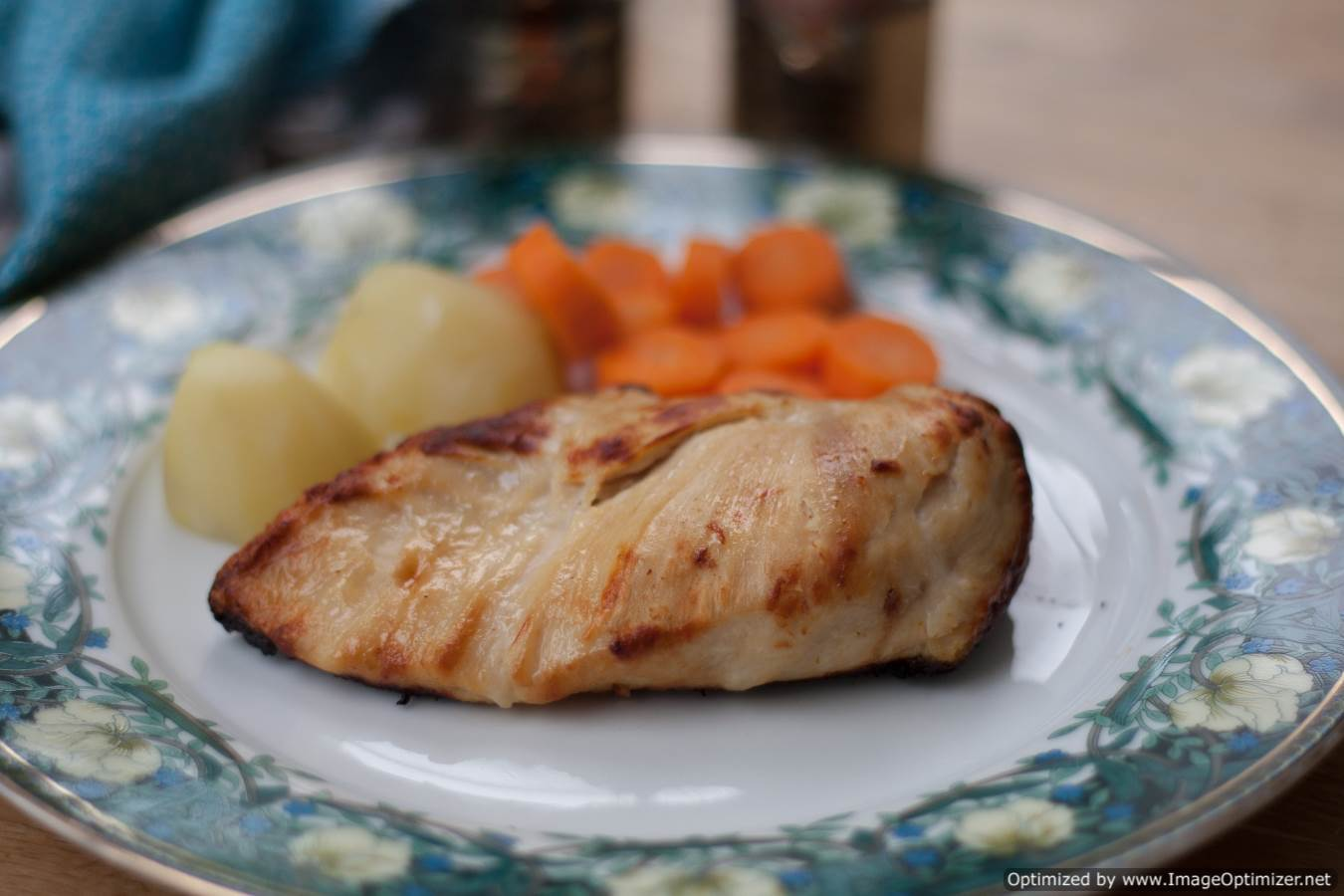 Image of J.Buckland Cooked Chicken Breast 1kg