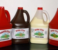 Image of Devon Stile Salad Cream 4 ltr
