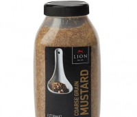 Image of Wholegrain Mustard (Lions) 2 x 2.27 ltr