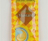 Image of English Mustard Sachets x 300