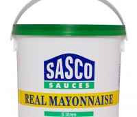 Sasco Real Mayonnaise 5 ltr