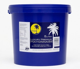 Image of Oasis Luxury Mayonnaise 5 ltr