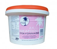 Image of Oasis Seafood Mayonnaise 2.5 ltr