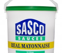 Image of Mayonnaise 10 ltr Sasco Real