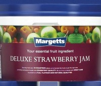 Strawberry Jam (Margetts) 3kg