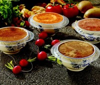 Brussels Pate in Chinese Rice Bowls 6 x 180g