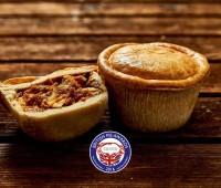 Image of Gourmet Balti Pie 12 x 8oz WRAPPED