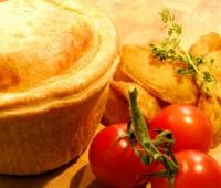 Image of Gourmet Cheddar, Stilton & Onion 12 x 8oz (W)