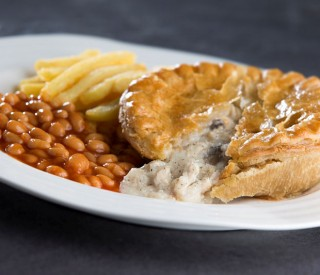 Image of Chicken & Mushroom Pie x 12