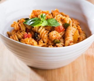 Image of Pasta Tomato Basil & Chicken Salad 1kg