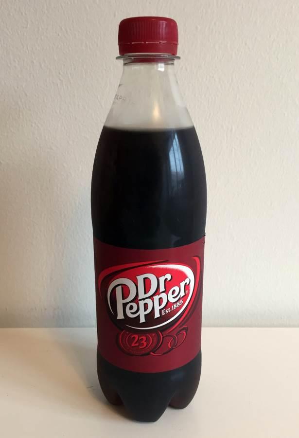 Image of Dr Pepper 500ml Bottles x 12