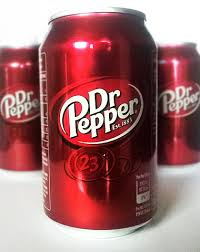 Dr Pepper Cans x 24 330ml
