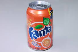 Image of Fanta Orange Cans 24 x 330ml