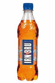 Image of Irn Bru Bottles 12 x 500ml