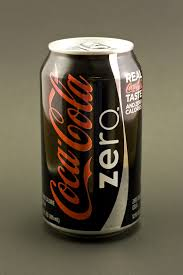 Coke Zero can 330ml x 24