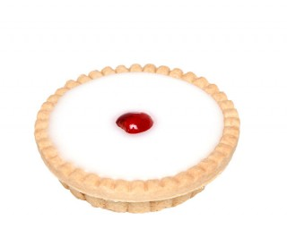Image of Cherry Bakewell Small x 12