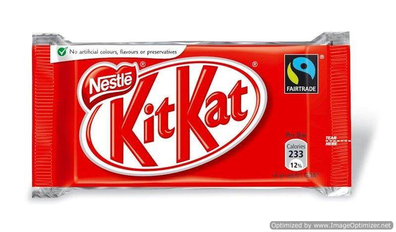Image of Kit Kat Bars x 48