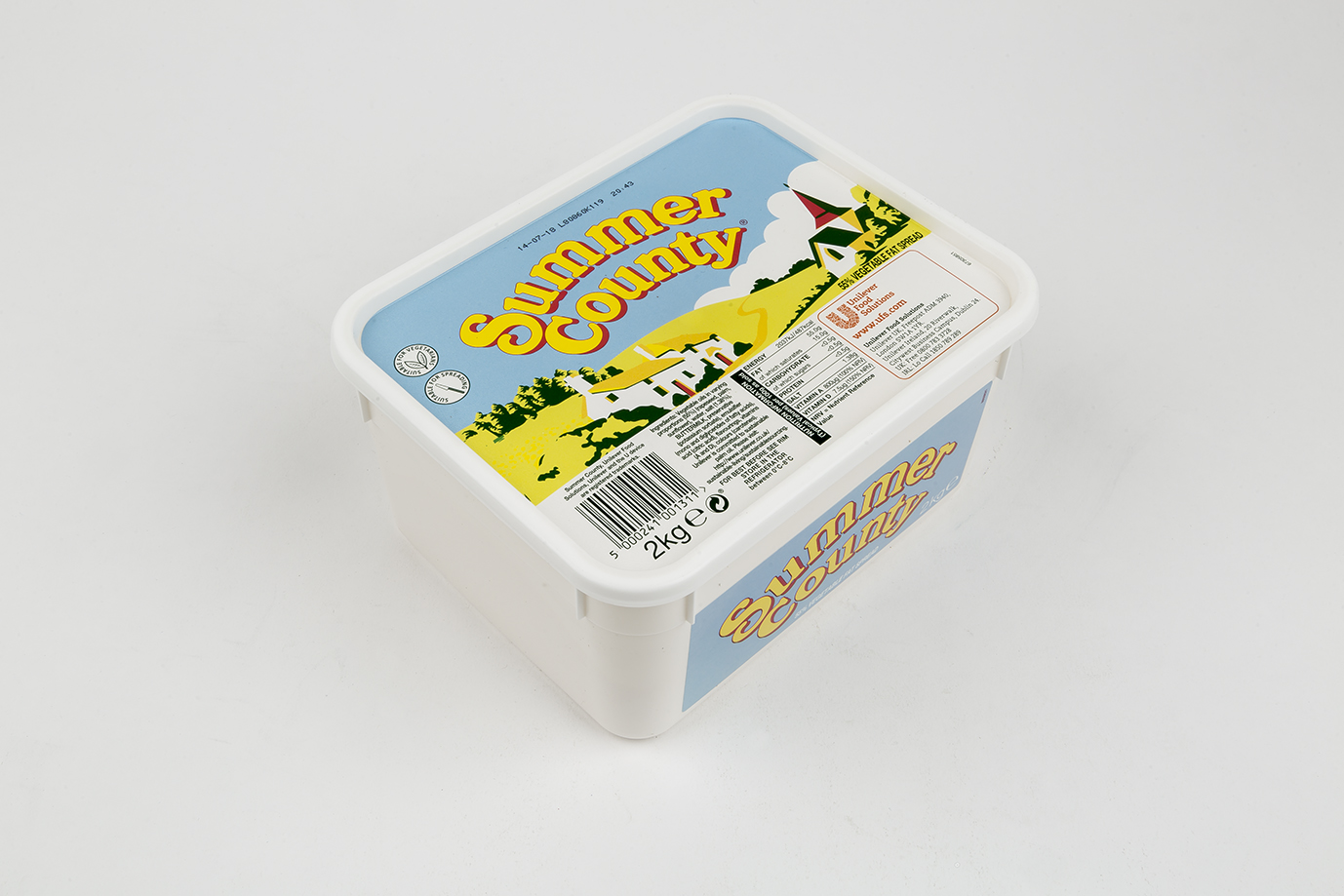 Image of Summer County Spread 6 x 2kg tub