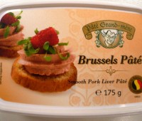 Image of Brussels Pate Micro 12 x 175g